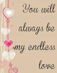 Endless Love Quotes Simple My Endless Love Quote Quote Number 48 Picture Quotes