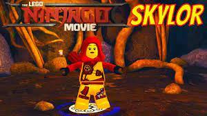 The LEGO Ninjago Movie Video Game Skylor Unlock Location and Free Roam  Gameplay - YouTube