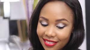 s night out makeup look by phoina kenyan makeup artist