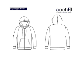 Hoodies Designed By Artists 39 Blank Hoodie Templates Hoodie Mockups Template Lab