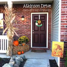 Outdoor Decorating For Fall Outdoor Fall Decor Fall Decor Outdoor Fall Decorations And