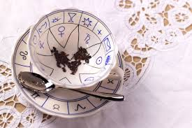 Reading Tea Leaves Chart Tasseography Symbols For Reading Coffee Or Tea Leaves