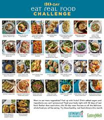 Diet Chart For Students Whole Food Diet Plan Whole Food Recipes Eatingwell