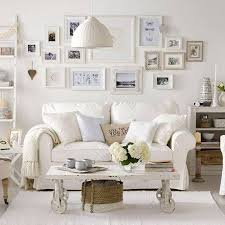 decorating ideas for a white living room with rustic coffee table beautiful white on white living
