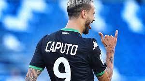 Ciccio caputo è pronto a fare il suo esordio in nazionale. Francesco Caputo The Lower League Talisman Who Became Italy S Oldest Ever Debutant Scorer Footballelements Com