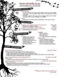 Sample Resume For Graphic Designer Resume Samples