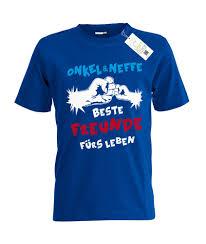 Onkel Und Neffe Beste Freunde Fürs Leben Kinder T Shirt