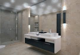 designer bathroom light fixtures inspiring fine bathroom lighting fascinating landscape modern bathroom lighting image