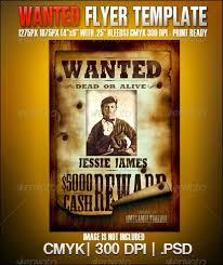 wanted photoshop template 10 great wanted poster template collection tripwire magazine