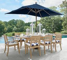 Belmont Butterfly Dining Table  Pottery BarnBelmont Outdoor Furniture