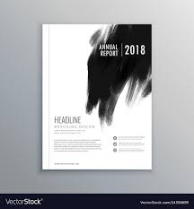 Magazine Cover Design Free Download Creative Business Magazine Cover Page Layout With