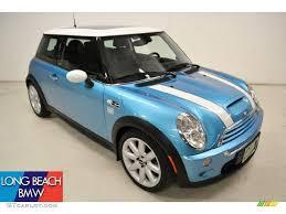 2004 Electric Blue Metallic Mini Cooper S Hardtop #53811232 ...