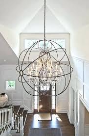 innovation ideas foyer lighting for high ceilings chandeliers medium size of pendant lighti on ceiling