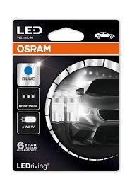 Osram Interior Lighting Amazon Com Osram Ledriving Led Retrofit Ice Blue Interior