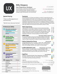 Impressive Ux Designer Resume Beautiful Complete Guide To Ux Resumes