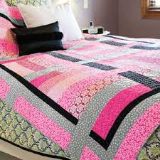 King Size Quilt Patterns Awesome Clarkson Crossing Favorite Colors Dorm Bed Quilt Pattern The
