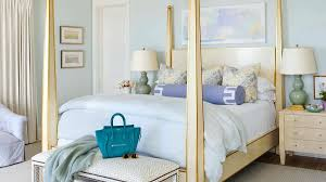 sea glass inspired master bedroom beach house interior paint colors best blue