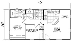 house plan 20 x 40 elegant 20 x 40 house plans sea