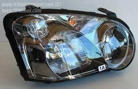 watch more like wrx headlights jdm subaru wrx 04 up headlight assy l r