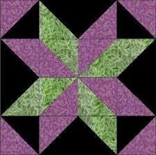Starflower Quilt Block | Quilting | Pinterest | Half square ... & Starflower Quilt Block Adamdwight.com