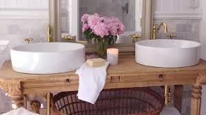 French Bathroom Vanity How To Install A Bathroom Vanity Angie S List
