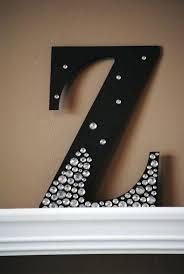 decorative letters to hang on best monogram letters ideas vinyl large letter monogram fonts b wooden