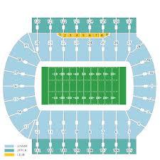 Seating Chart Michigan Football Stadium Tickets Maryland Terrapins Football At Michigan State