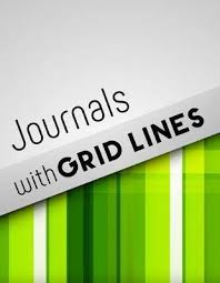 Journals With Grid Lines Graph Paper Notebook By Dartan Creations