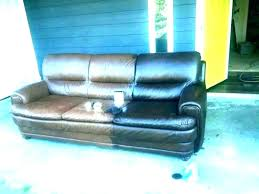 fix leather sofa leather couch tear repair how to fix sofa re repairing with olive oil