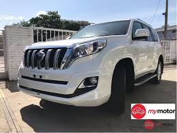2015 Toyota Land Cruiser Prado for sale in Malaysia for RM368,000 ...