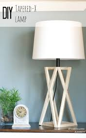 architectural design table lamp