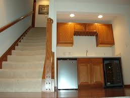 Refinishing Basement Stairs Basement Finishing Cost Cost Of A Basementwhat Is The Cost Of A