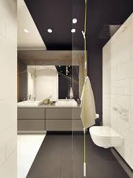 luxury bathroom designs white porcelain alcove bathtub white horizontal blinds light blue wall paint