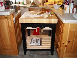Butcher Block Kitchen Tables Classy Butcher Block Kitchen Table Home Color Ideas