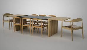 modular dining room furniture. Slices-modular-dining-table-by-Neptun-Ozis-07 Modular Dining Room Furniture F