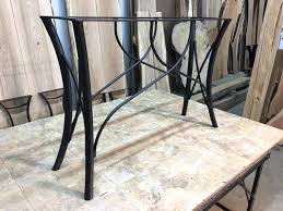 Console table legs Hairpin Legs Metal Mosgalleryco Metal Table Base For Sale Steel Dining Table Base Metal Table Legs