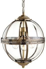 mayfair 3413 antique brass glass globe
