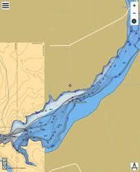 Burrard Inlet Depth Chart Hayward Lake Fishing Map Ca_bc_hayward_lake_1035