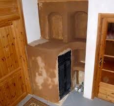 Ofenrenovierung Mit Lehm