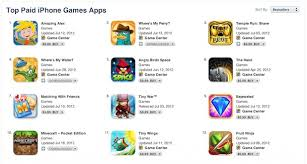 App Store Game Charts The Ridiculous Launch Of The Iphone App Store Apple