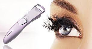 heated eyelash curler results. the non-stick silicone pads will not damage or cut eyelashes. finished result is an easy-to-use one push system for natural looking curled lashes. heated eyelash curler results