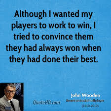 John Wooden Quotes Classy John Wooden Quotes QuoteHD