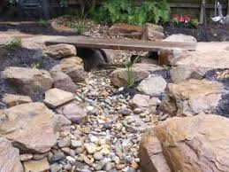 Small Picture Design dry creek beds in Melbourne Ben Harris Gardens