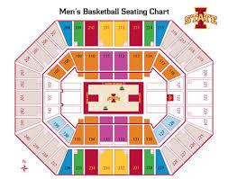 Cincinnati Bearcats Basketball Seating Chart Hilton Coliseum Seating Charts Games Scrabble