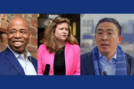 Latest update about the polls. Analysis Latest Nyc Mayor S Poll Gives Edge To Candidates With Pro Police Policies Amnewyork
