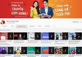 Top 7 Kênh Youtube Tự Học Tiếng Anh Hiệu Quả (Triệu View) - Ms Hoa Giao tiếp