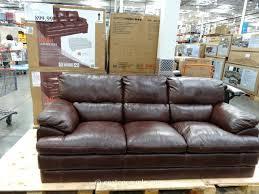 costco leather sofa simon li furniture in couch