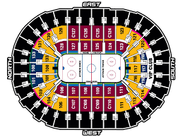 Quicken Loans Seating Chart Monsters Hockey Seating Chart Quickens Loans Arena Seating