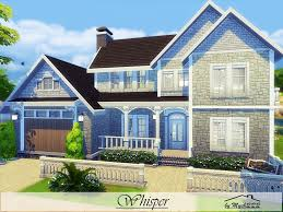 Whisper is a little suburban house built on 30x20 lot in Willow Creek.  Found in