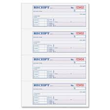 Home Rental Receipt Amazon Adams Money And Rent Receipt 244244 X 244 Inches 24Parts 23